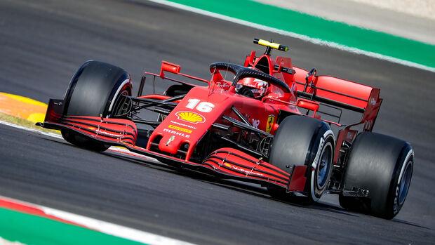 Charles Leclerc - GP Portugal 2020