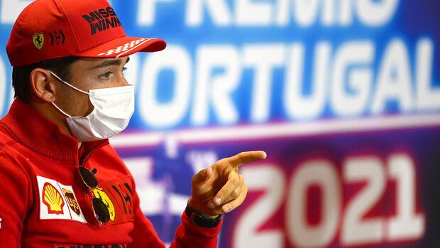 Charles Leclerc - GP Portugal 2021