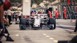 Charles Leclerc - GP Russland 2018