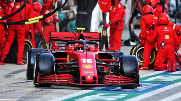 Charles Leclerc - GP Russland - Sotschi - Formel 1 - 2020