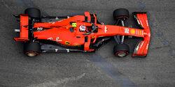 Charles Leclerc - GP Singapur 2019