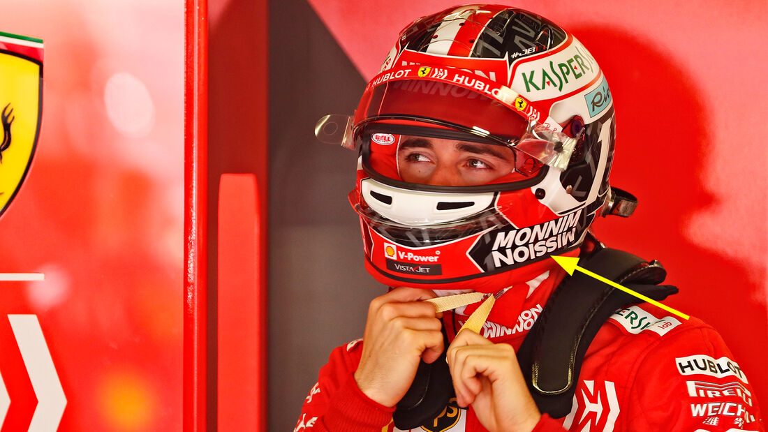 Charles Leclerc - GP Spanien 2019