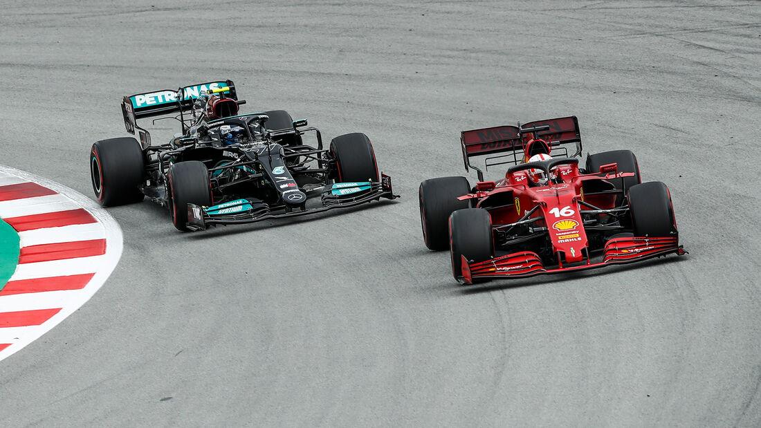 Charles Leclerc - GP Spanien 2021