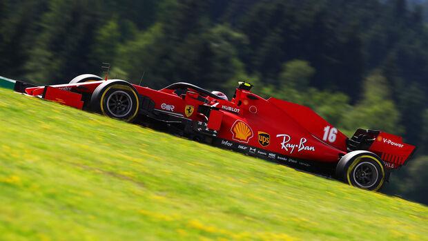 Charles Leclerc - GP Steiermark - Österreich - 2020