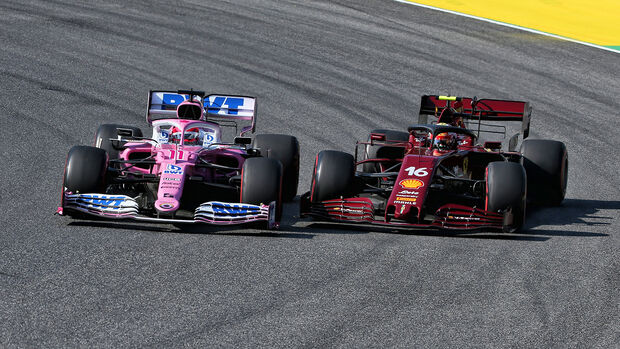 Charles Leclerc - GP Toskana 2020