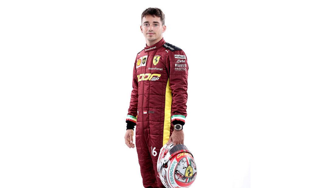 Charles Leclerc - GP Toskana - Mugello - 2020