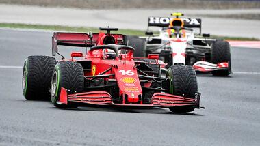 Charles Leclerc - GP Türkei 2021