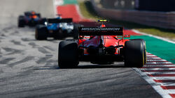 Charles Leclerc - GP USA 2019