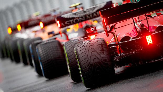 Charles Leclerc - GP Ungarn 2020