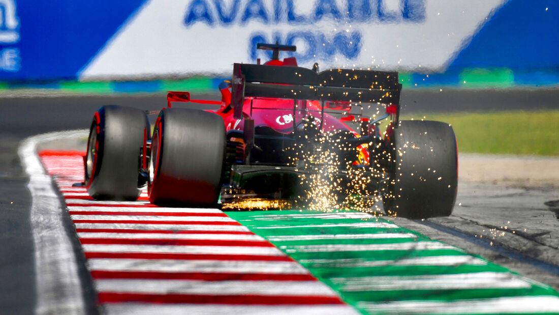 Charles Leclerc - GP Ungarn 2021