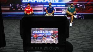 Charles Leclerc, George Russell & Lance Stroll - Formel 1 - Test - Bahrain - 13. März 2021