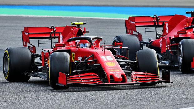 Charles Leclerc - Nürburgring - Eifel Grand Prix - 2020