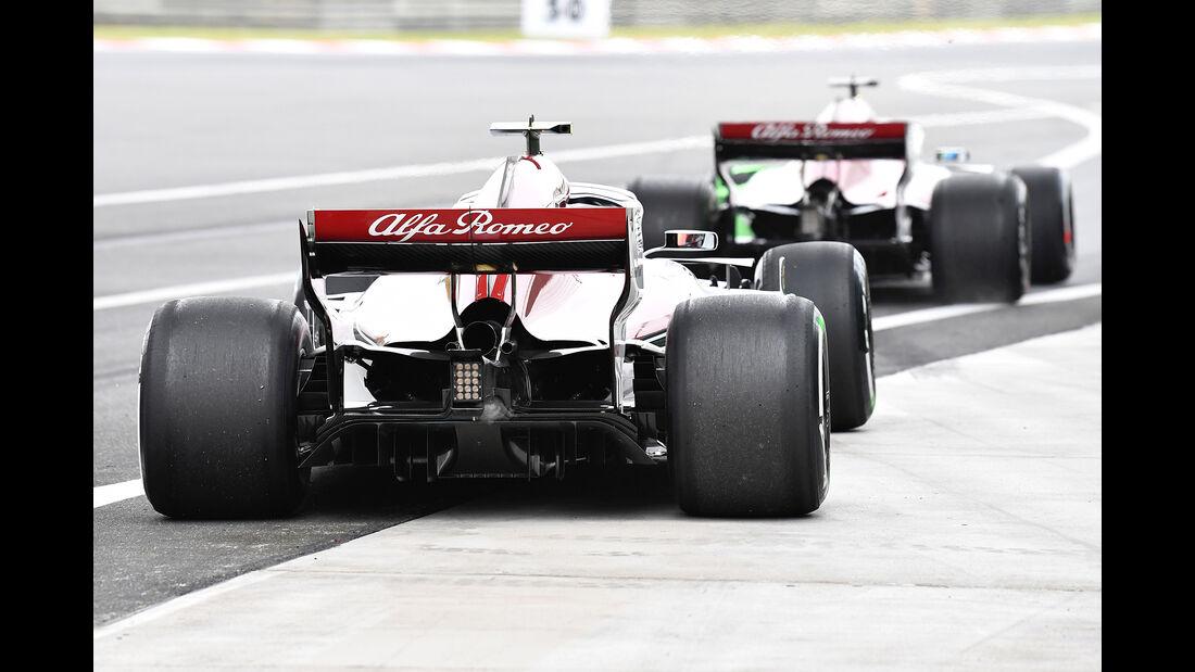 Charles Leclerc - Sauber - Formel 1 - GP China - Shanghai - 13. April 2017