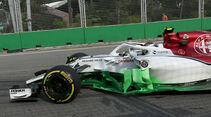 Charles Leclerc  - Sauber - Formel 1 - GP Singapur - 14. September 2018