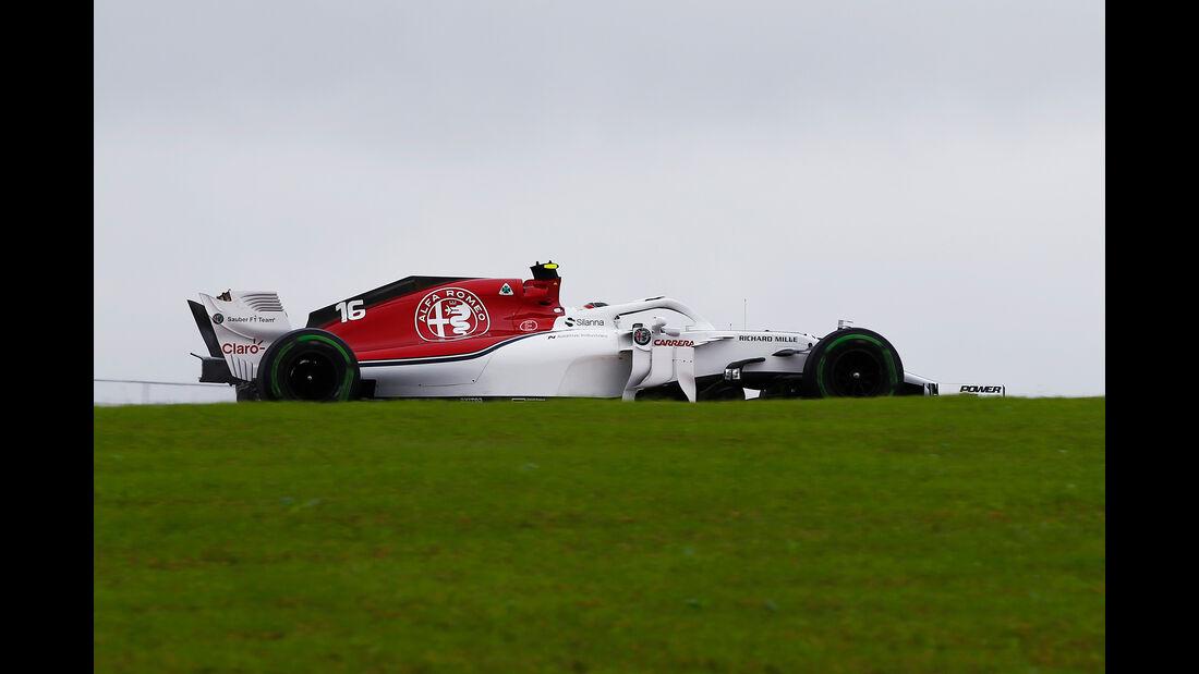 Charles Leclerc - Sauber - Formel 1 - GP USA - 19. Oktober 2018