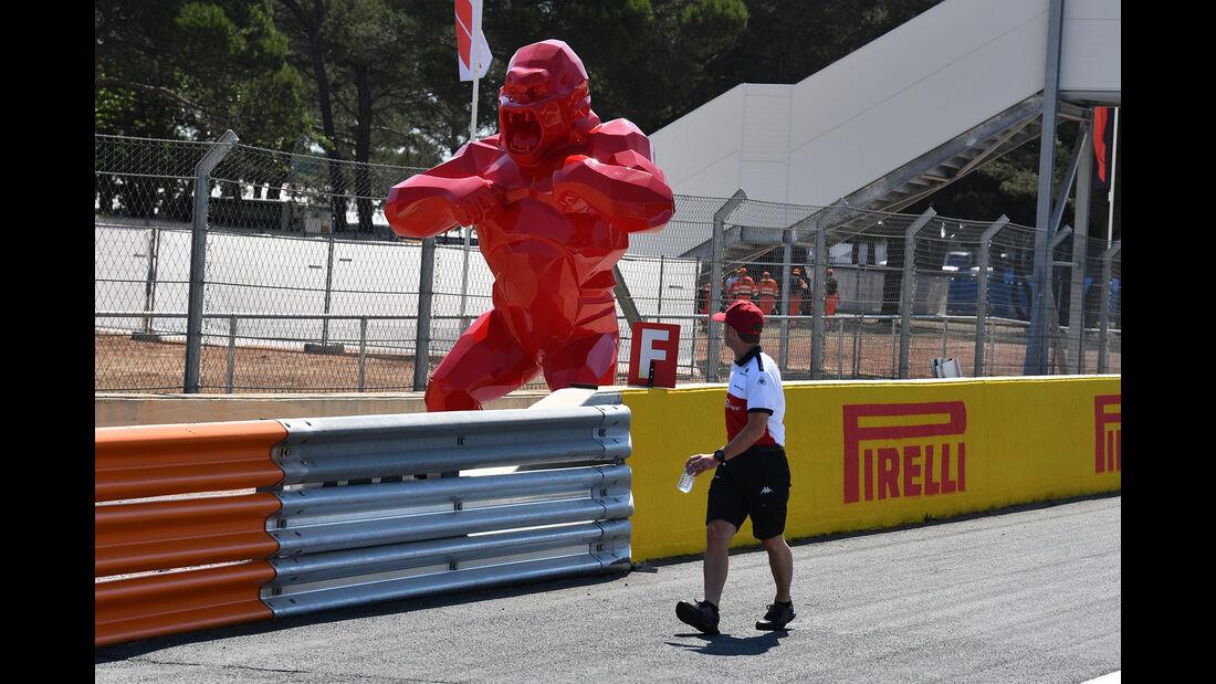 Charles Leclerc - Sauber - GP Frankreich - Paul Ricard - Formel 1 - 21. Juni 2018