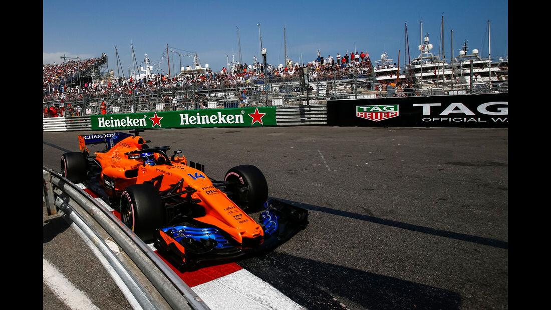 Charles Leclerc - Sauber - GP Monaco - Formel 1 - Samstag - 26.5.2018