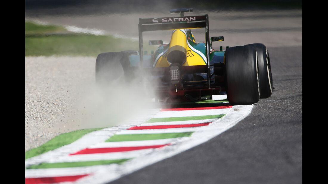 Charles Pic - Caterham - Formel 1 - GP Italien - 6. September 2013