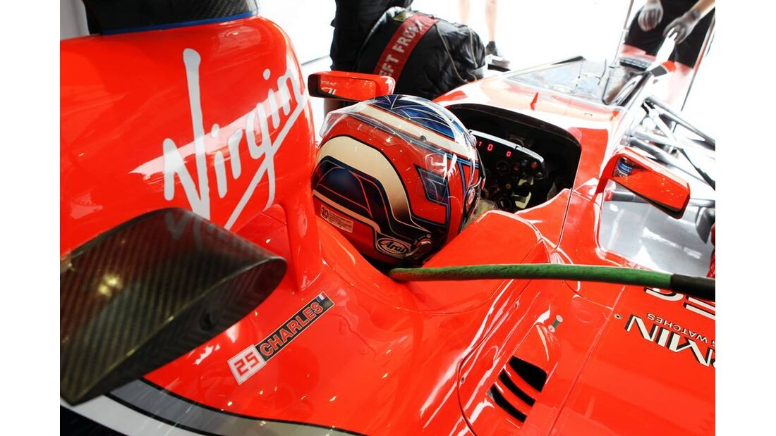 Charles Pic - Formel 1 - GP Bahrain - 21. April 2012