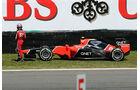 Charles Pic Formel 1 GP Brasilien 2012
