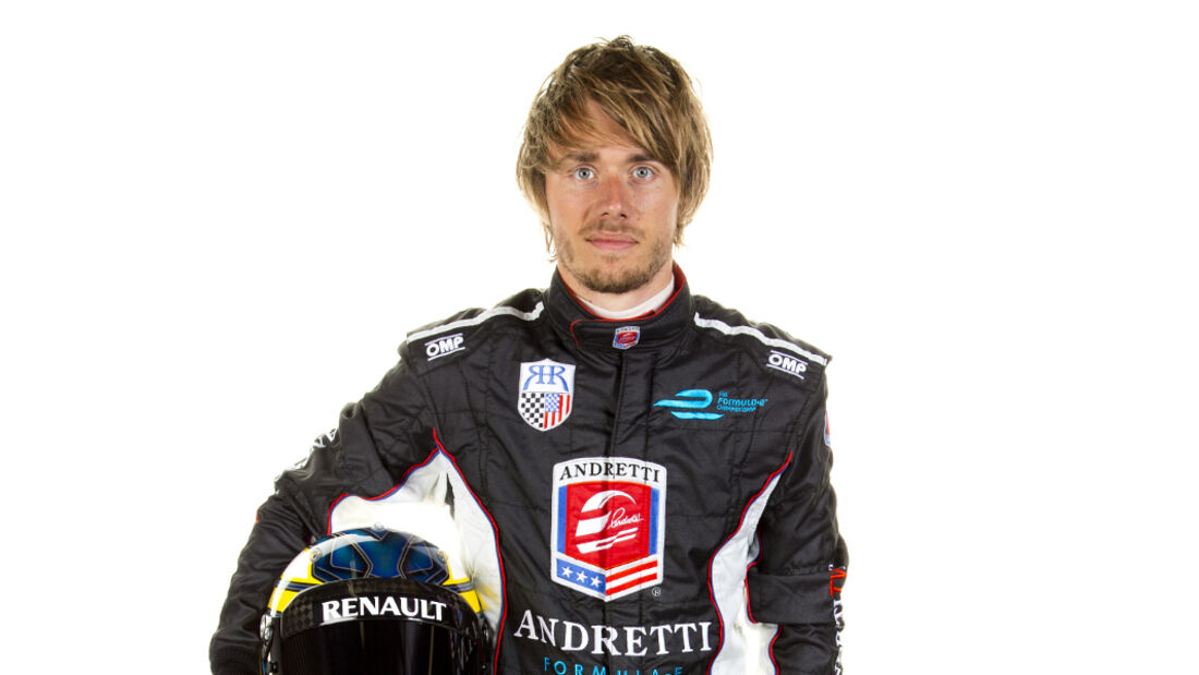 Charles Pic - Formel E 2014