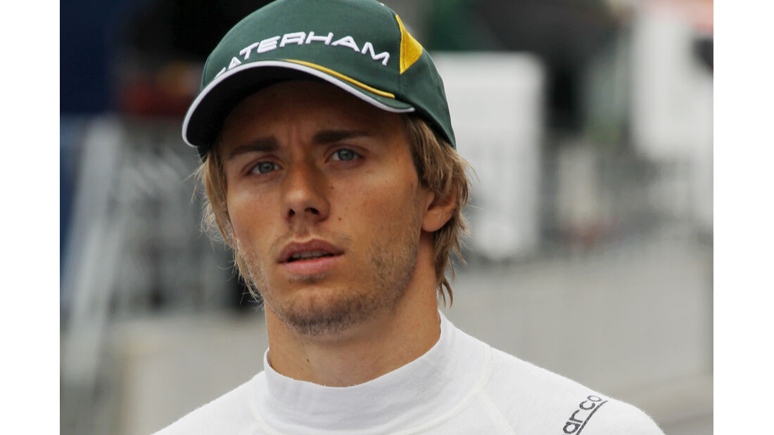 Charles Pic - GP Belgien 2013