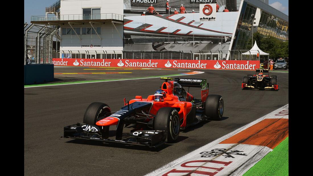 Charles Pic GP Europa 2012