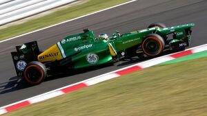 Charles Pic GP Japan 2013