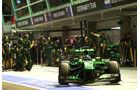 Charles Pic - GP Singapur 2013