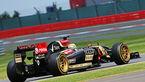 Charles Pic - Lotus - Formel 1 - Silverstone-Test - 9. Juli 2014