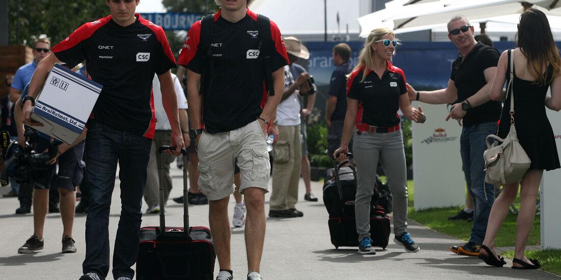 Charles Pic Marussia GP Australien 2012