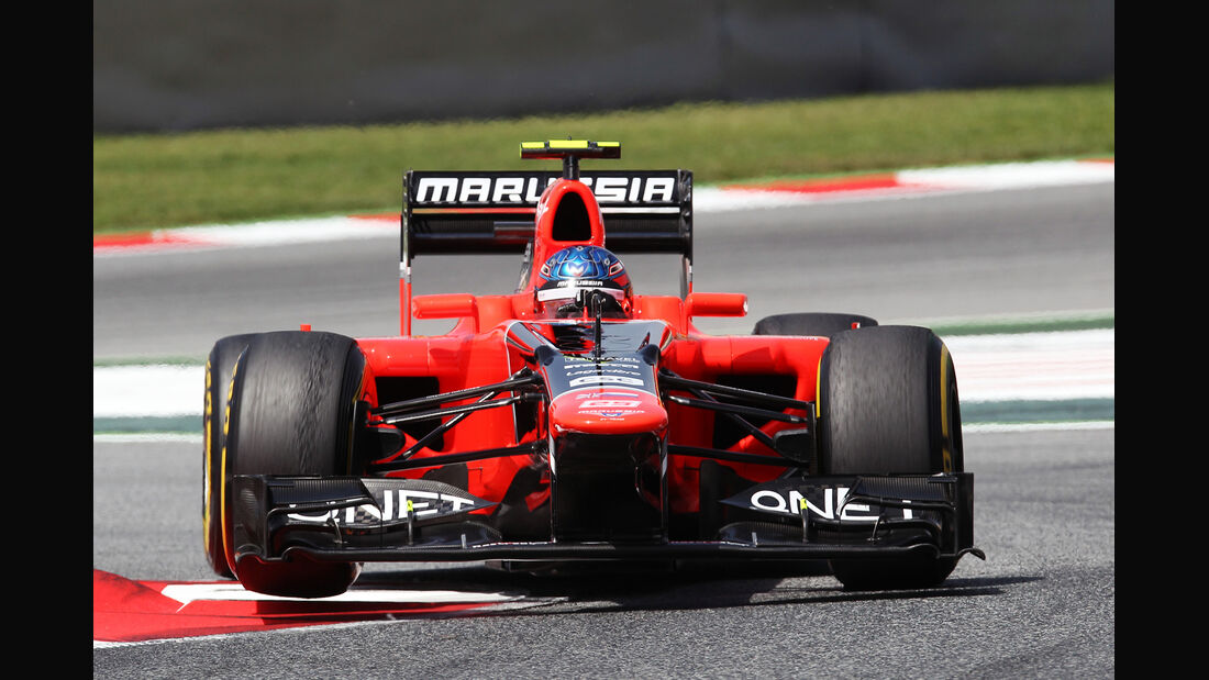 Charles Pic - Marussia - GP Spanien - 12. Mai 2012