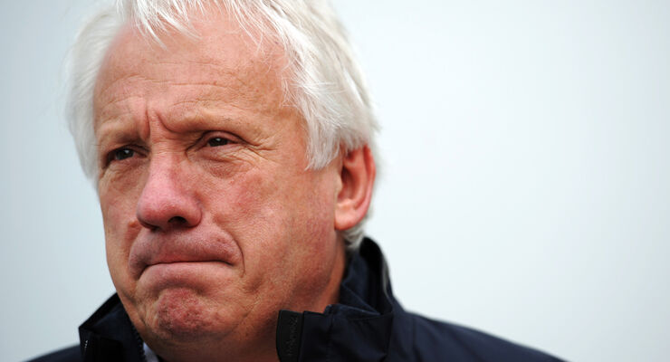 Charlie Whiting - 2014
