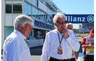 Charlie Whiting - FIA - Formel 1 - GP Deutschland - Hockenheim - 18. Juli 2014