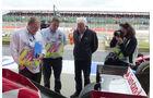 Charlie Whiting - FIA - Formel 1 - GP England - Silverstone - 5. Juli 2014