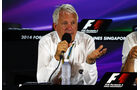Charlie Whiting - FIA - Formel 1 - GP Singapur - 19. September 2014