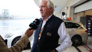 Charlie Whiting - FIA - Formel 1 - GP USA - Austin - Formel 1 - 24. Oktober 2015