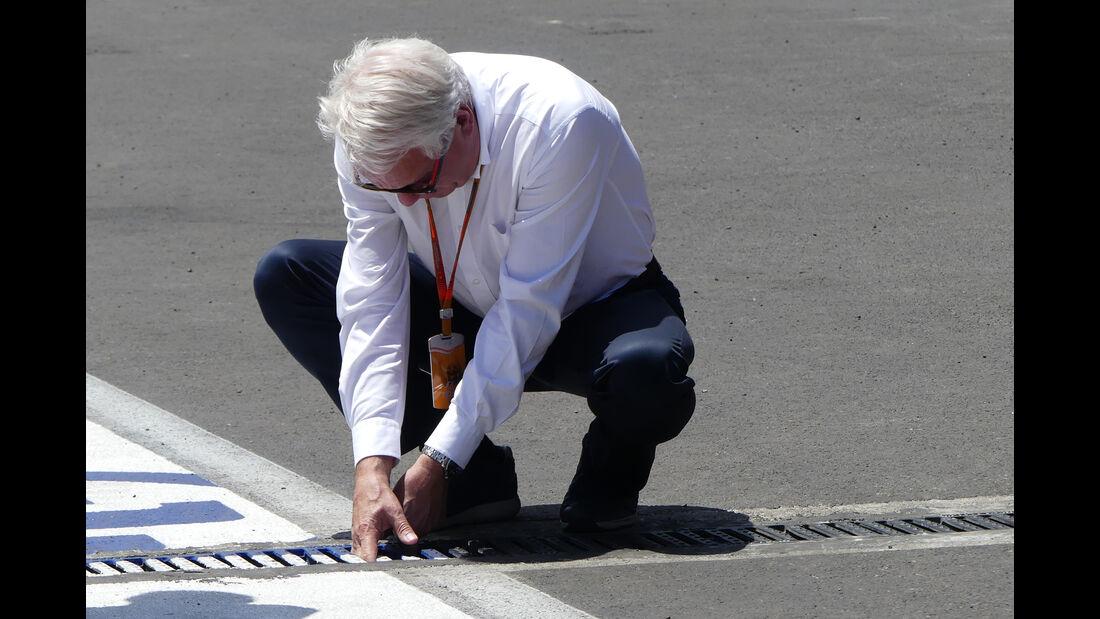 Charlie Whiting - Formel 1 - GP Aserbaidschan - Baku - 16. Juni 2016