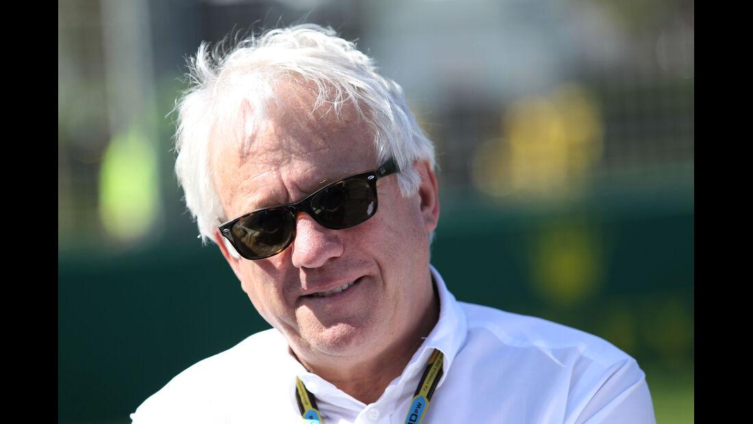 Charlie Whiting - Formel 1 - GP Australien - 12. März 2014
