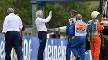 Charlie Whiting - Formel 1 - GP Spanien - Barcelona - 12. Mai 2018