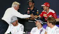 Charlie Whiting - Sebastian Vettel - GP Brasilien - Sao Paulo - Interlagos - Donnerstag - 10.11.2016
