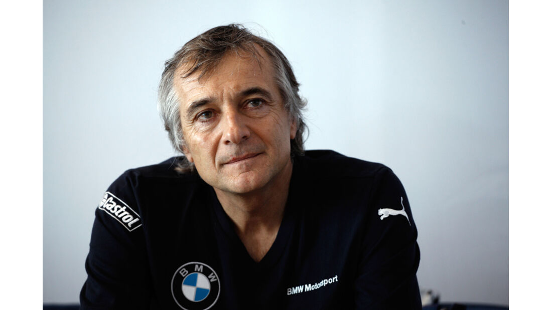 Charly Lamm, AC Schnitzer Team-Manager