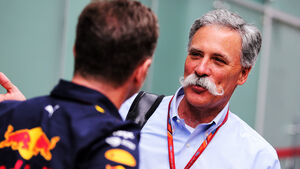 Chase Carey - F1 - 2017
