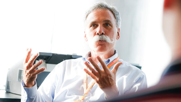Chase Carey - F1 - 2019