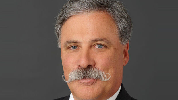 Chase Carey - Liberty Media Group