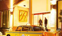 Checker Cab A11, Heckansicht