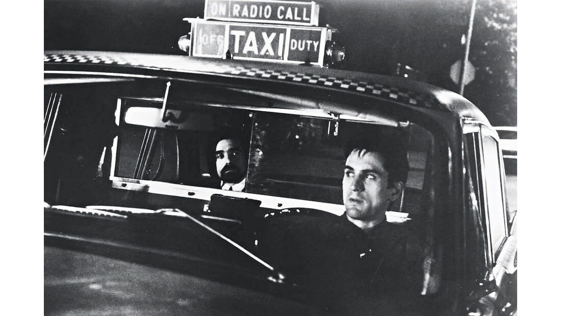 Checker Cab A11, Taxi Driver