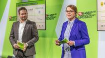 Chefredakteure AMS Birgit Priemer und Jochen Knecht
