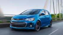 Chevrolet Aveo eingestellt 2020