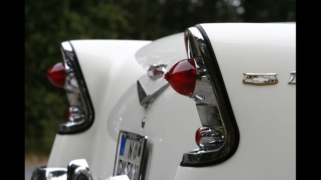 Chevrolet Bel Air Convertible, Baujahr 1956